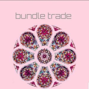 PRIVATE BUNDLE TRADE FOR @cyndybennettusc